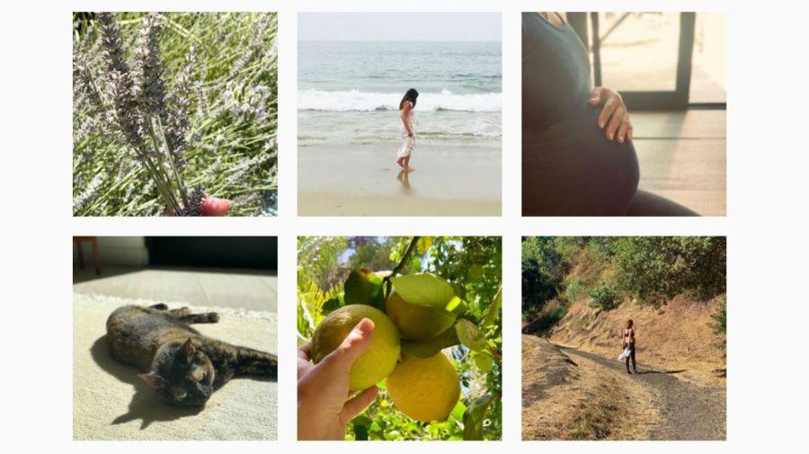 Lea Michele instagam