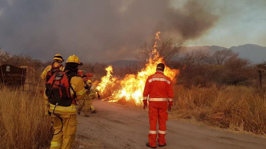 Incendio en Córdoba 20200824