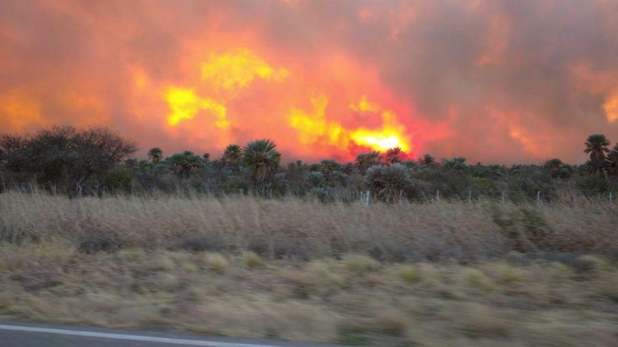 Incendios Cordoba 20200824