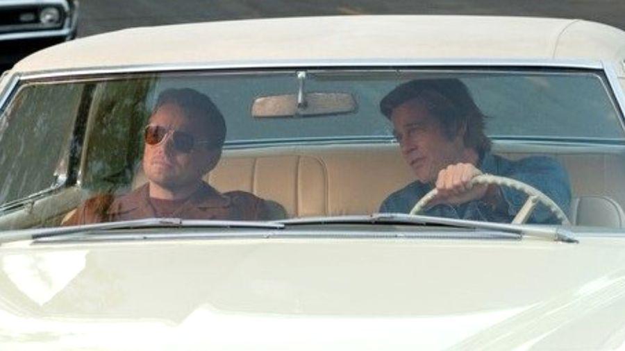 Venden los autos del último film de Leonardo DiCaprio y Brad Pitt