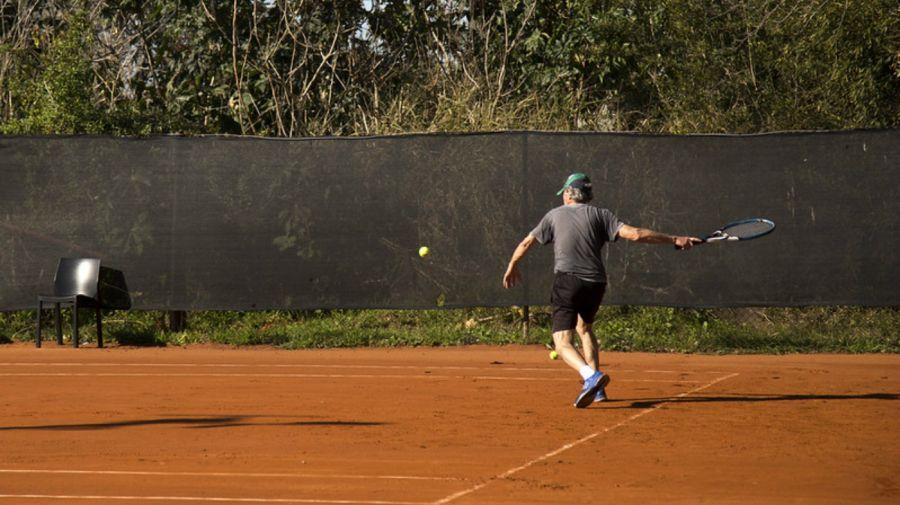 El regreso de los deportes individuales en San Isidro.