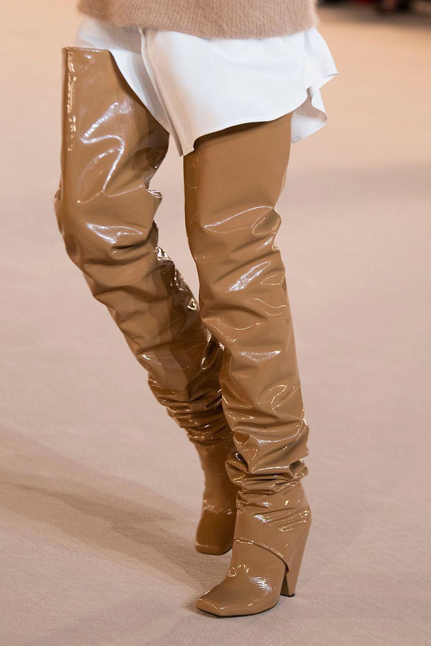 Estas son las botas de Balmain que vas a querer tener en tu closet