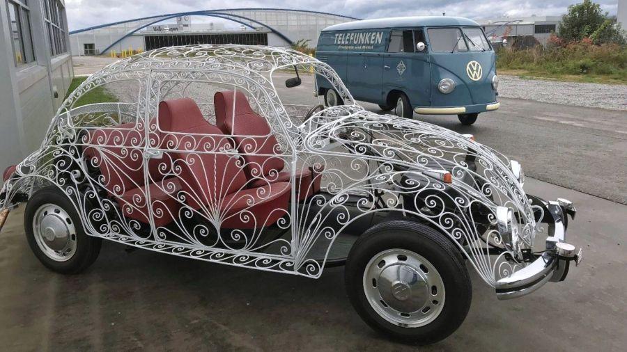 Ingenio a la mexicana: así es el Escarabajo de boda más original
