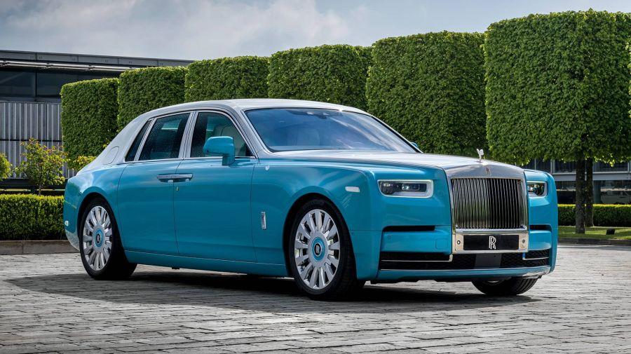 Rolls-Royce renueva sus insignias