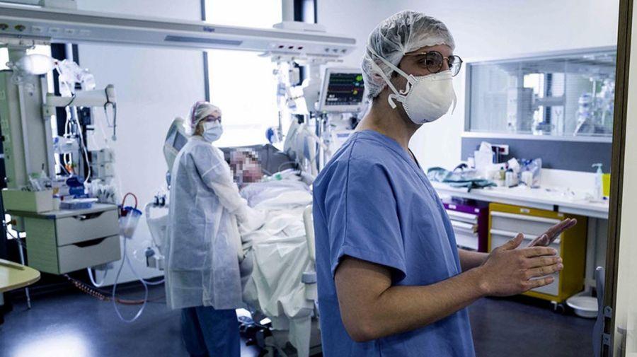 Terapia intensiva en CABA 20200825