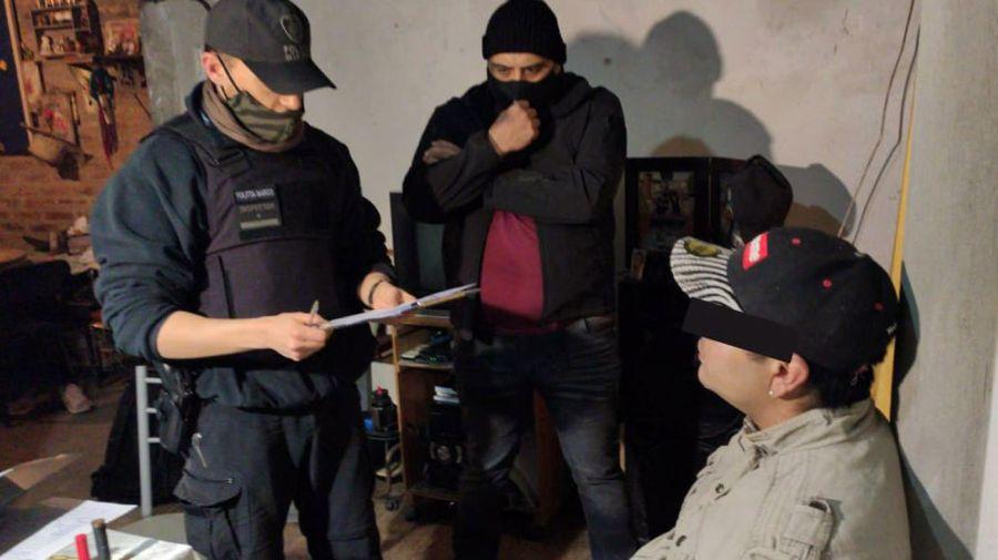 detenidos por un atentado contra el cuerpo de transito de la policia de la ciudad 20200826