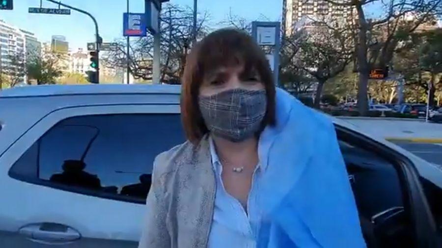 Patricia Bullrich, titular del Consejo Nacional del PRO.