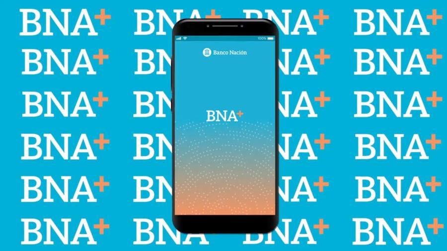 Billetera virtual del Banco Nación 20200827