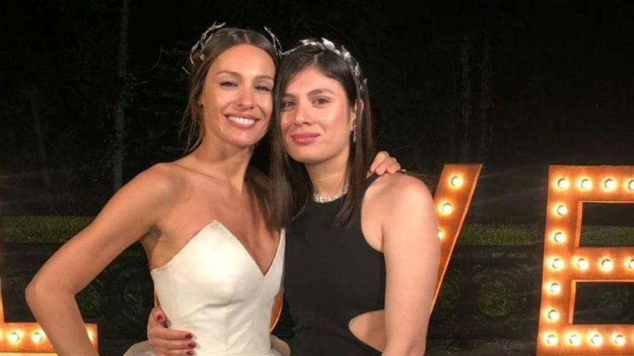 Pampita y Viviana Benitez