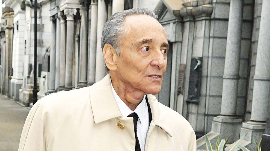 Héctor Magnetto, CEO de Clarín