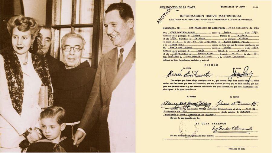 robo en la Iglesia San Francisco de Asís de La Plata donde se casaron Perón y Evita 20200828