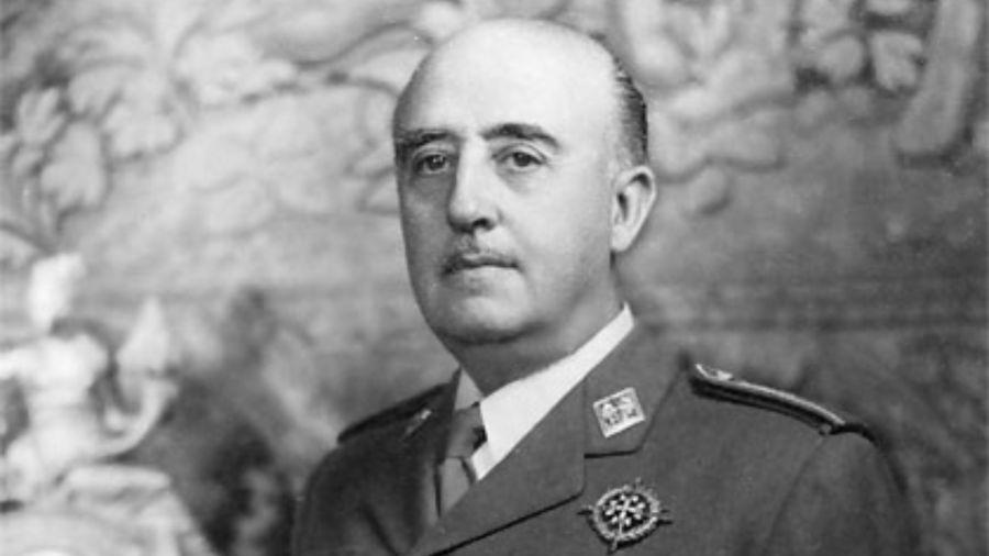 Camión Francisco Franco