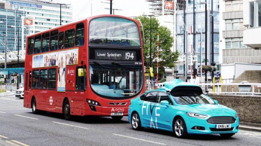 En Reino Unido no quieren saber nada con la conducción autónoma