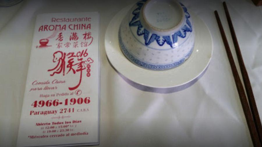 2020 09 01 Aroma China Tiros Restaurante