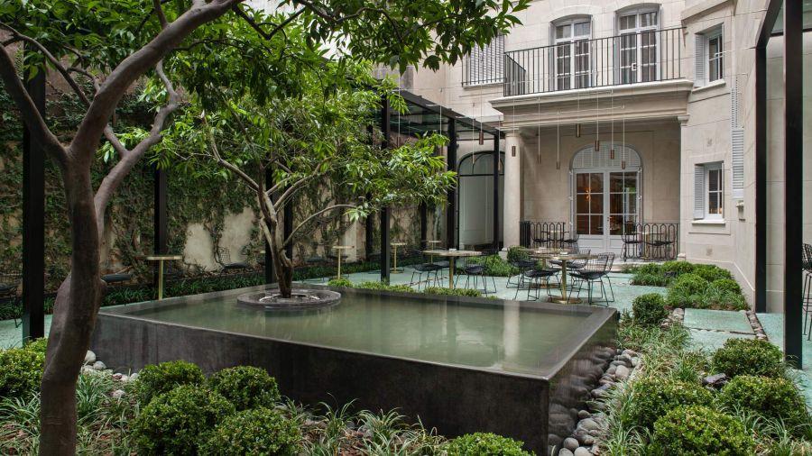 Restaurante Casa Cavia Garden