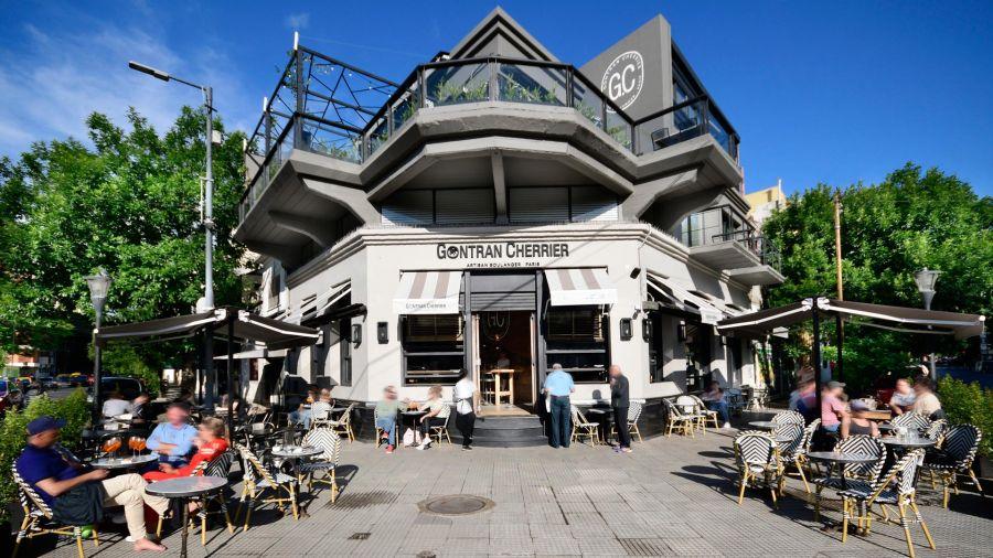 Restaurante Gontran Cherrier