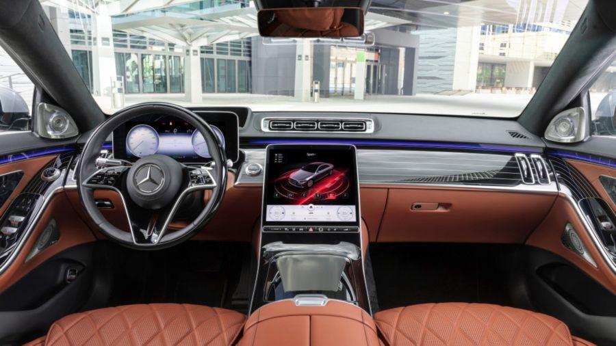 Así es el nuevo Mercedes-Benz Clase S