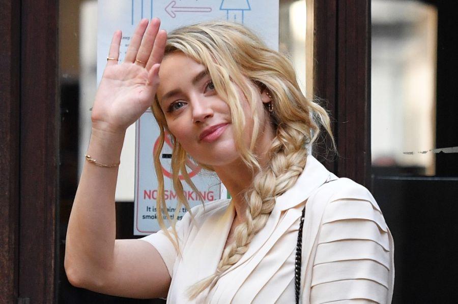 El contraataque de Johnny Depp contra su ex, Amber Heard