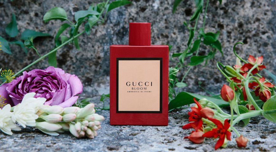 Gucci Bloom Ambrosia di Fiori: la nueva fragancia de la firma liderada por Alessandro Michele