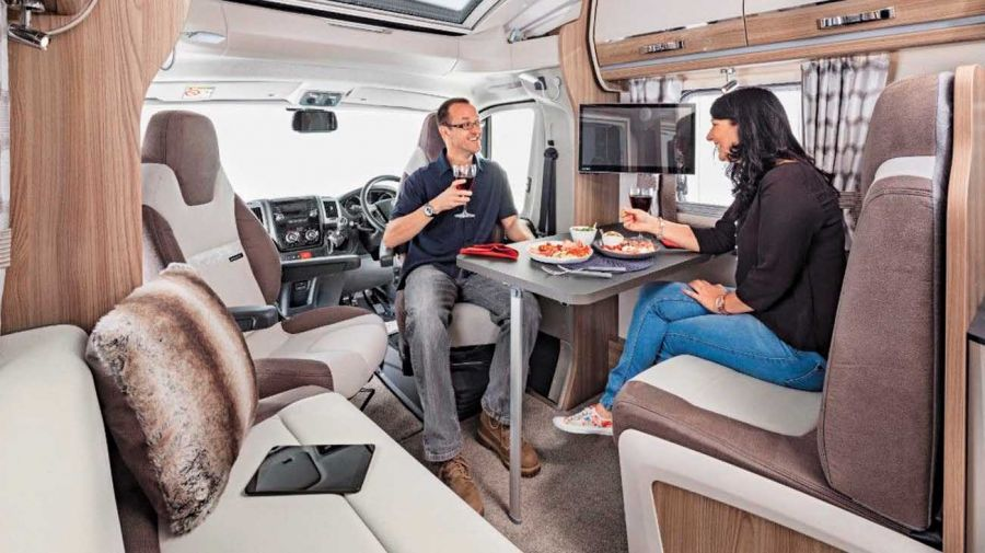 0409motorhome 1011525 - Motorhome: tips to prevent injuries in the event of an accident