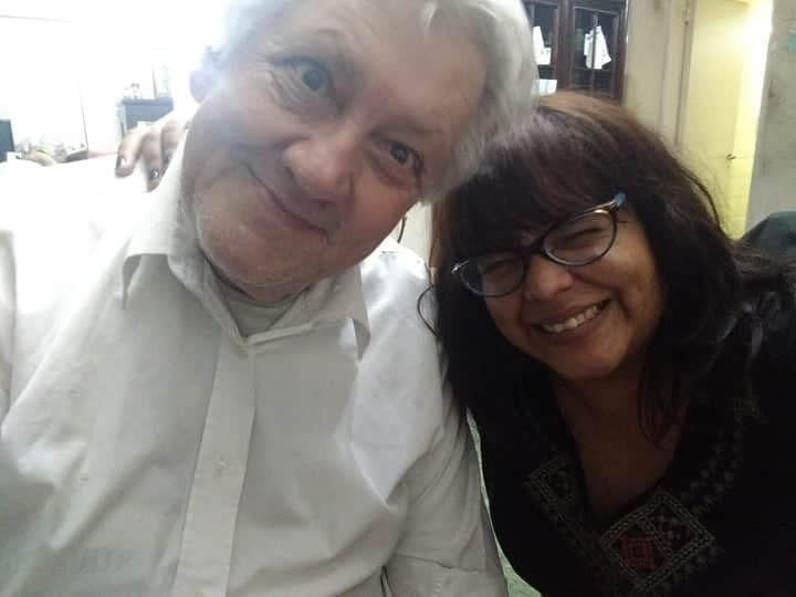 Lula González es la voluntaria número 4500 en recibir la vacuna contra el COVID-19