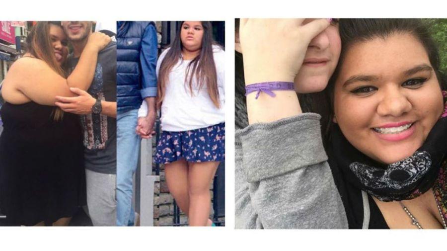 Morena Rial antes y después