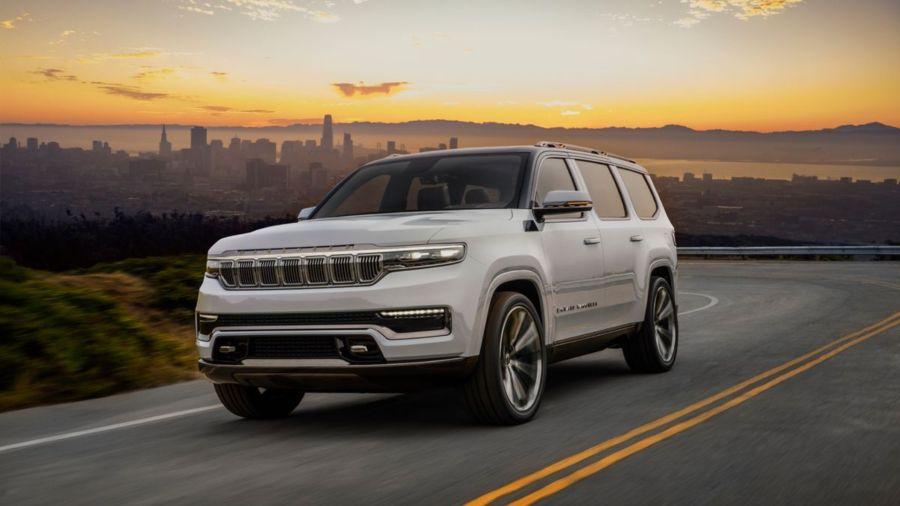El Jeep Grand Wagoneer está de regreso