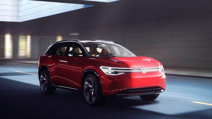 Primeras imágenes del Volkswagen ID.6