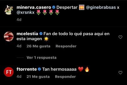 La buena relación de Minerva Casero y Flor Torrente