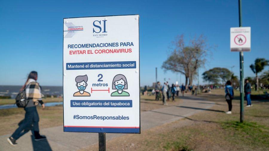 San Isidro Prevencion