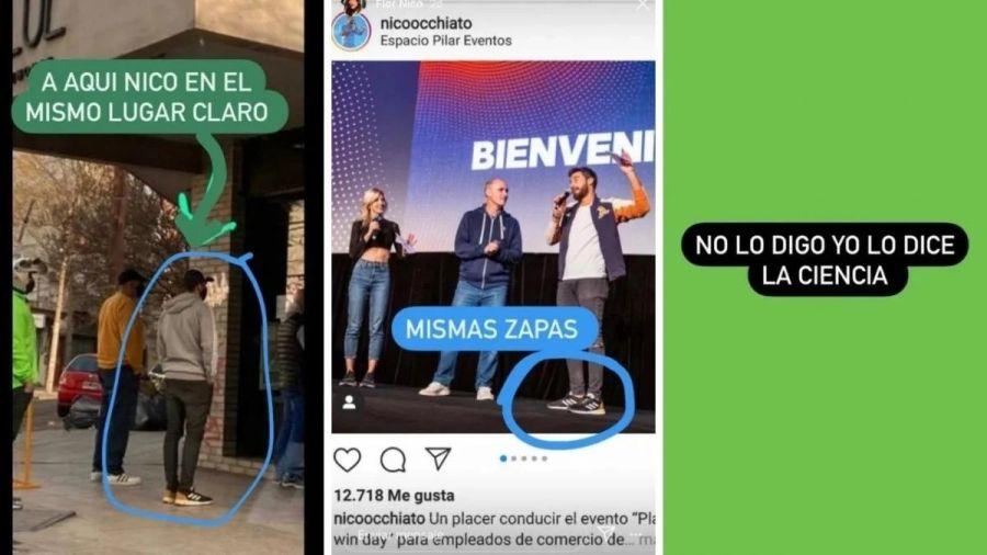 Flor Vigna habló de la reconciliación con Nico Occhiato