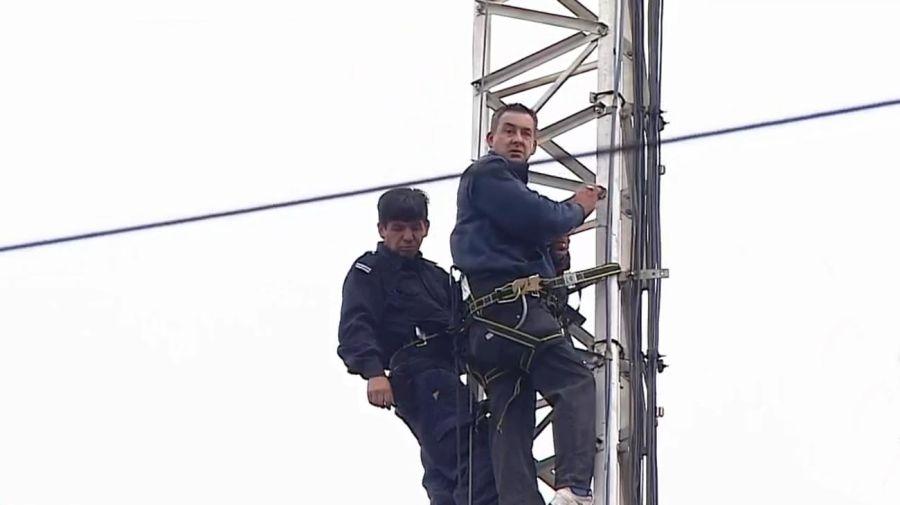 Policía en la antena 20200909.