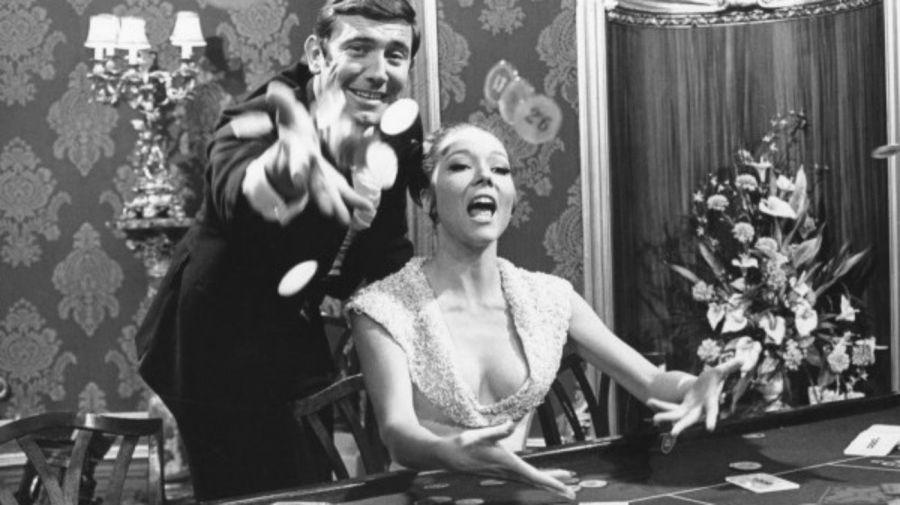 """Tracy Bond en """"007 al Servicio de su Majestad"""""""