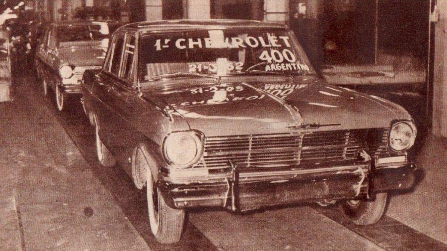 Chevrolet 400, Chevy y automovilismo