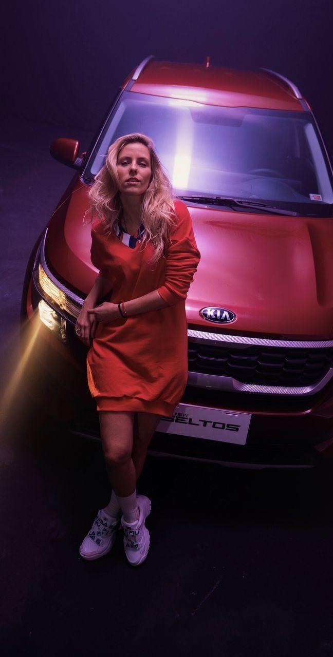 Conocé Kia Seltos, el auto que está de moda y que eligen los influencers