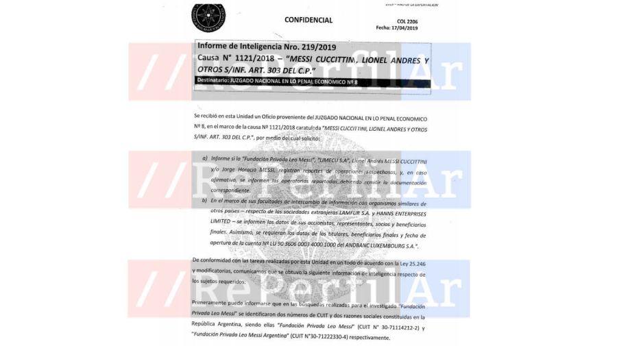 Expediente Messi- 20200915