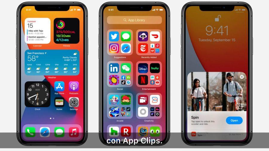 Lanzamientos 2020 de Apple