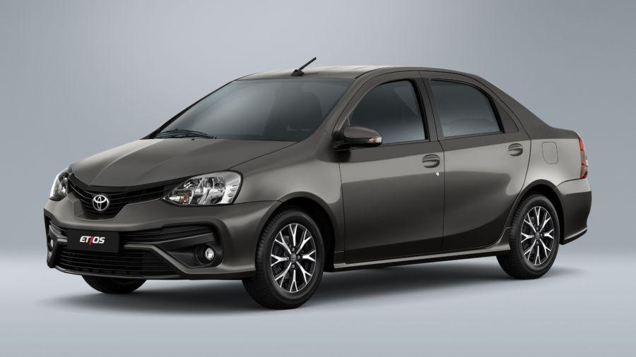 Toyota Etios: ahora con GNC