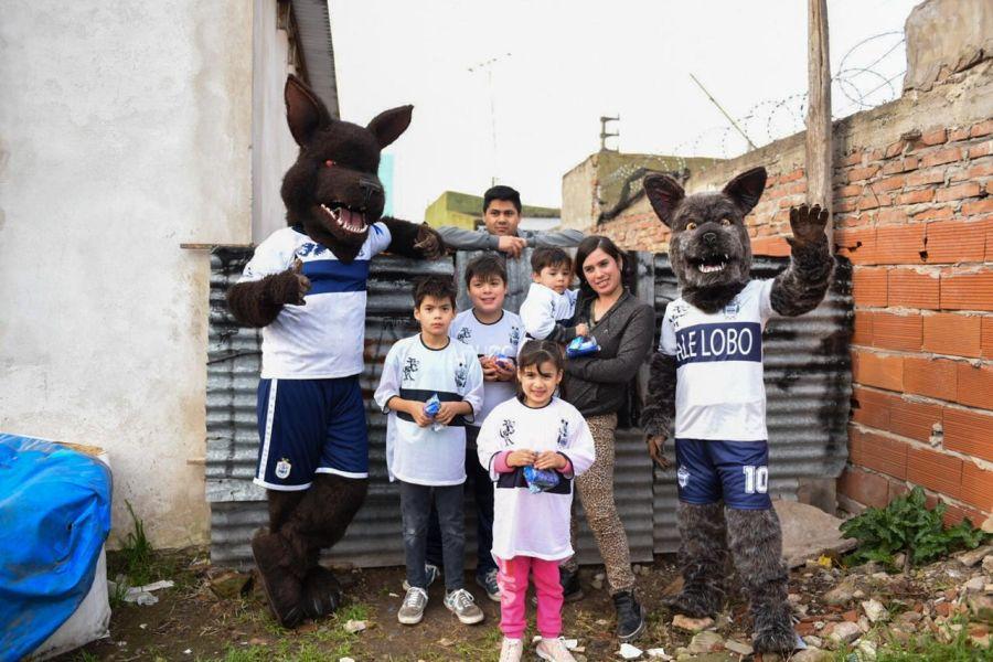 Gimnasia barrios Maradona