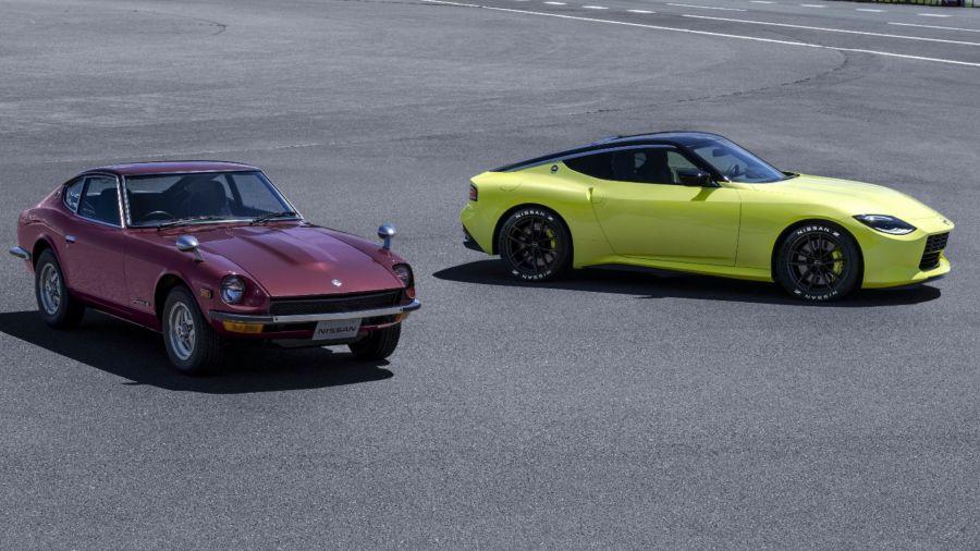Nissan Z Proto, el deportivo japonés que une el pasado con el futuro