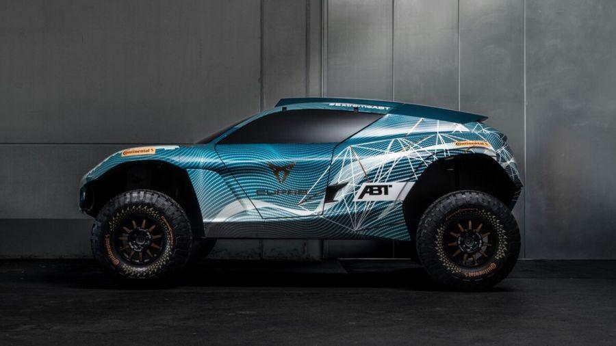 Se viene Extreme E: ¿el Dakar de los eléctricos?