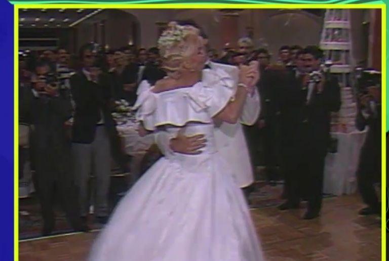 Elsa Serrano, la diseñadora detrás del vestido de novia de Susana Giménez y Claudia Villafañe