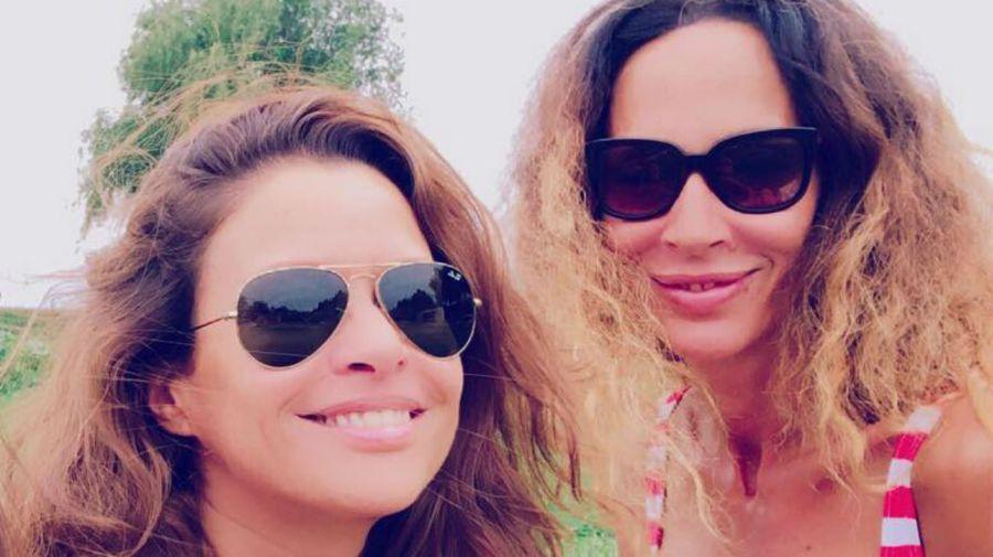 Julieta Ortega y Ana Paula Dutil