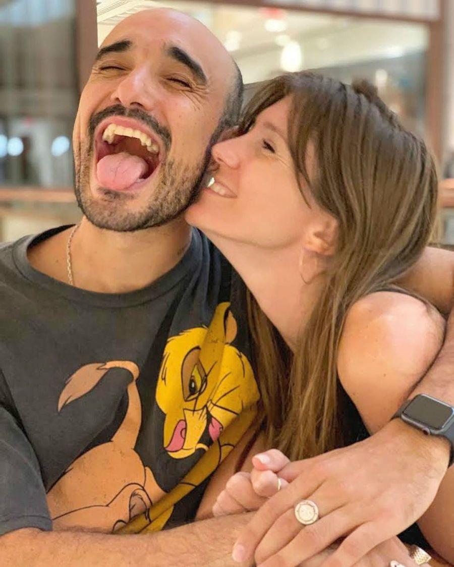 Abel Pintos tiene 35 mil motivos más para festejar