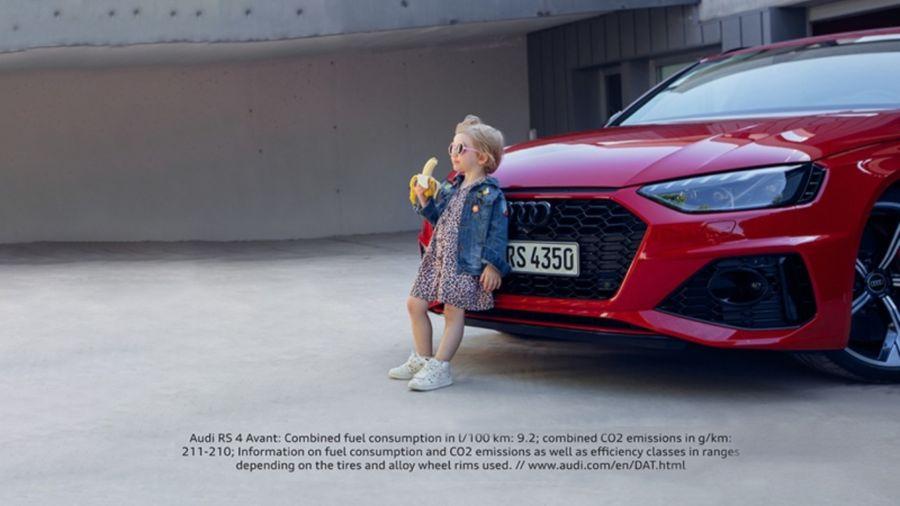 Por qué Audi tuvo que retirar un aviso publicitario