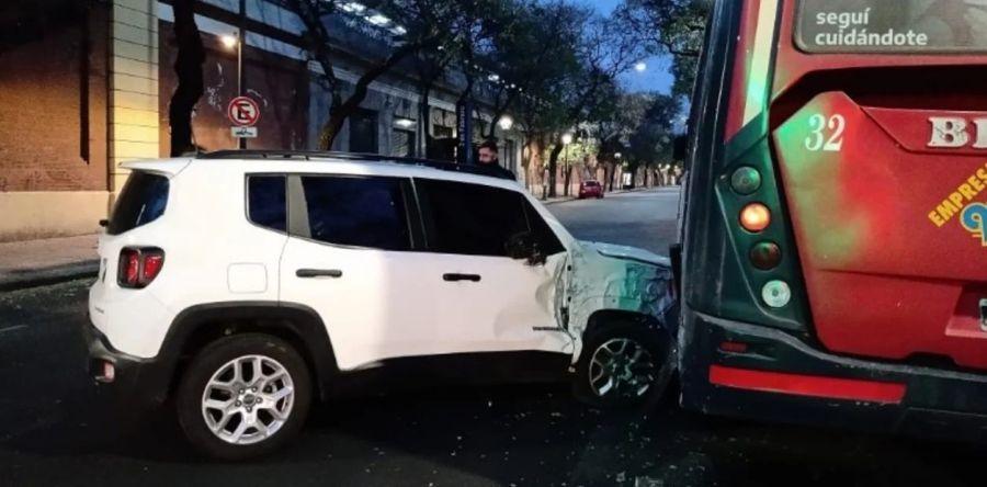 Romina Malaspina fue protagonista de un espectacular accidente automovilismo