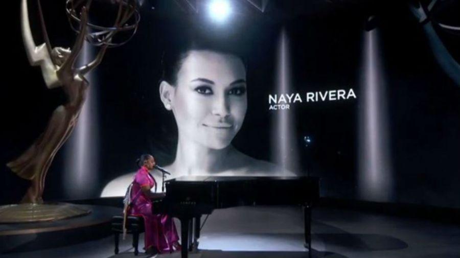 Naya Rivera, recordada en los Emmys 2020