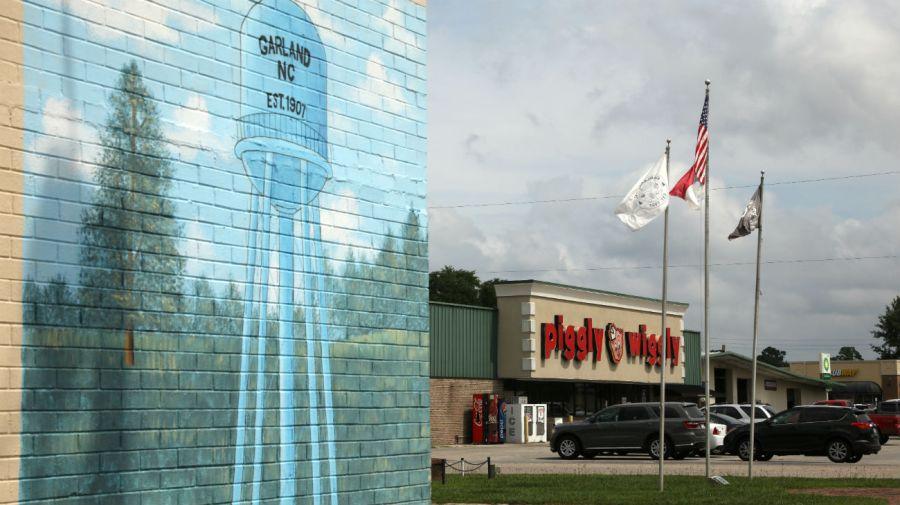 Garland, supermercado, nota ICIJ