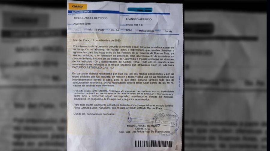 carta documento 20200921