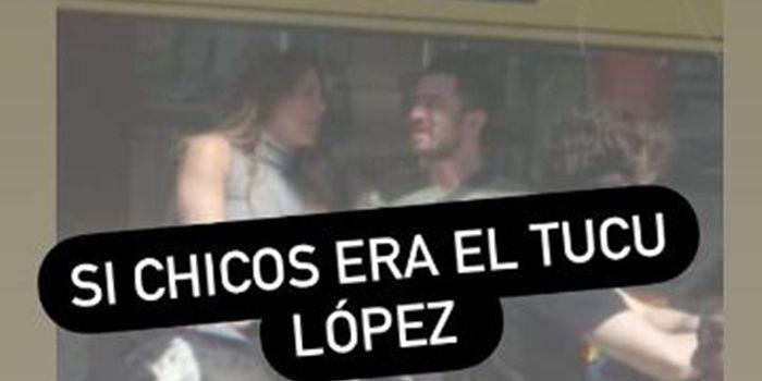 Jimena Barón y El Tucu López, juntos: las fotos que confirman el romance